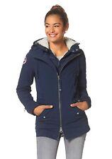 P1146 KangaROOS Damen 3in1 Jacke H&q (38 Blau)