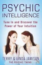 PSYCHIC INTELLIGENCE by Terry & Linda Jamison--HC/DJ/1st Edition