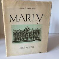 envoi des auteurs Jean et Alfred Marie MARLY éditions TEL 1947