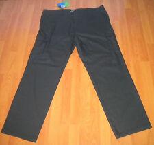HUGO BOSS Men's Flat Front Rise 34L Trousers