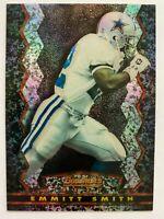 1994 Stadium Club - Bowman's Best Refractor EMMITT SMITH, #16,  Cowboys HOF