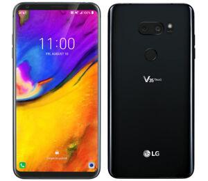 "LG V35 THINQ 6gb 64gb 128gb Octa-Core 16mp Fingerprint 6.0"" Android Smartphone"
