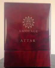 Super rare Amouage Attar BADR AL BADOUR 12 ML, New Sealed Box.