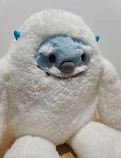 "Aurora 16"" Yulli Yeti- Medium, White/Blue Super Soft Nwot Abominable Snowman"