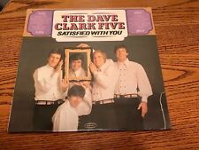 THE DAVE CLARK FIVE ~ TITLED SATISFIED WITH YOU ~ ORIGINAL LP - STILL SEALED!