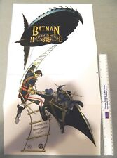 BATMAN MASTER OF THE FUTURE COMIC PROMOTIONAL MOBILE UNUSED EDUARDO BARRETO 1991