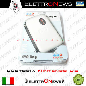 Custodia Nintendo DS LITE Colore Bianco Ds lite Nuova Perfetta Antiurto