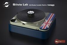 Thorens TD 124/124 MK 2 Plinth (Soild Maple) Blue colour