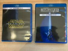 Star Wars 4K77  & Return Of The Jedi 4K83 With DNR 4K 2160P UHD