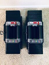 Powerblock Elite Adjustable Dumbbells, 5 - 90lbs