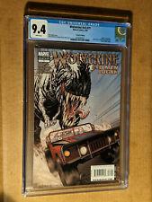 Wolverine Old Man Logan V3 #71 2nd Print Variant Death of Hawkeye CGC 9.4 NM
