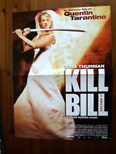 KILL BILL VOLUME II POSTER DE MAGAZINE 40 X 53 CM