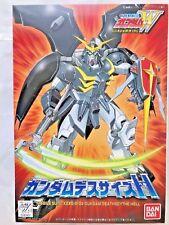 Gundam W Series # 12 Gundam Deathscythe Hell 1/144 Plastic Model Bandai 1995