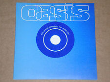 OASIS - STOP CRYING YOUR HEART OUT - CD SINGOLO PROMO