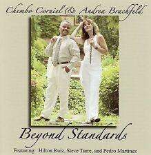 FREE US SHIP. on ANY 2 CDs! NEW CD Andrea Brachfeld: Beyond Standards