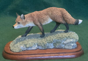 Border Fine Arts - Fox Standing