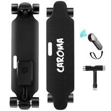 Elektro Skateboard E-Skatboard Longboard 700W Doppelmotor mit Fernbedienung