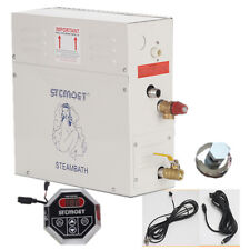 Steam Generator 12 KW Sauna /Bath Home SPA Shower 220V/380V Controller ST-135A