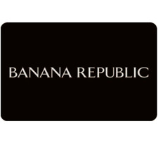 Banana Republic Gift Card $25, $50, or $100 - Fast email delivery