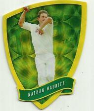 2009/10 Select Cricket Australia DIE CUT FDC5 NATHAN HAURITZ TEST TEAM CARD ACA