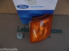 Original FORD Blinkleuchte Blinker Transit Mk3 Bj. 85 - 91 6166918 NEU OVP