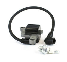 Lawn Boy Ignition Coil Module & Spark Plug Fits Gold & Silver Series Mower
