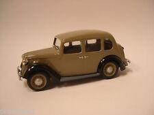 SOMERVILLE MODELS - SMV906 AUSTIN 10 CAMBRIDGE 1936 1:43 SCALE WHITE METAL BUILT