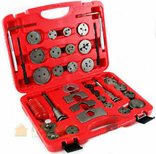 35pcs Car Truck Disc Brake Caliper Piston Rewind Wind Back Tool Kit US Shipping