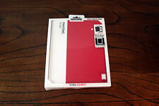 Pantone Universe iPad 2 and 3 Shell Hard Case Cover In Red BRAND NEW!