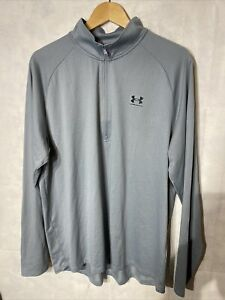Mens Under Armour Long Sleeve Active Top. Used Size XL