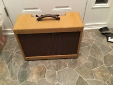 Fender Blues Jr Junior Bill M mods 210 Tweed Cab