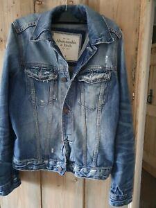 Abercrombie & Fitch Denim Jacket Small