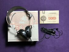 ECHO N16-40S TDS-16 VINTAGE NIB NOS SOVIET ORTHODYNAMIC MONITORING HEADPHONES