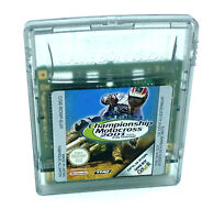 Championship Motocross 2001 Ricky Carmichael Jeu Nintendo Game Boy Color PAL