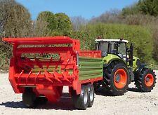 "RC XL Traktor CLAAS AXION 850 mit ANHÄNGER in 1:16 ""TOP QUALITÄT""       262460-1"