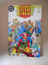 JUSTICE LEAGUE Lega della Giustizia n°3 1990 Dc Play Press  [G867]