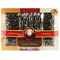Honeyed Korean Red Ginseng Whole Roots 900g (2lb) X 1 Box with Wrapping Cloth