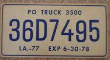 US-Nummernschilder für Sammler