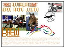 AUSTRALIAN HORSE RACING LEGENDS COVER, BREW