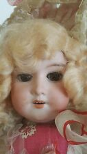 ARMAND MARSEILLE ANTIQUE DOLL MADE IN GERMANY 390 A.3.M BLONDE SLEEPY EYES