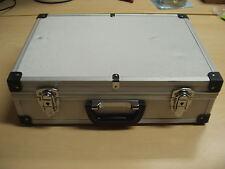 Transportkoffer abschliessbar Aluminium 43cm / 30cm / 13cm