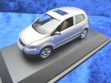 + VW Fox von  Schuco 1:43 +++  silber  +++ NEU   Volkswagen