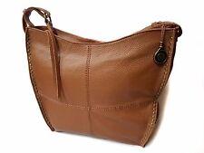 The Sak Silverlake Genuine Leather Shoulder Handbag Tabaco MSRP $199 NWT