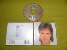 "Roberto Carlos - S/T (Emocoes) - RARE Original 198? Brazil ""CBS 850001"" CD Latin"