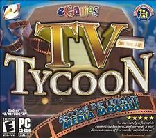 TV Tycoon  (PC Games, 2004)