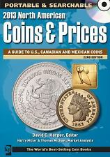 2013 North American Coins and Prices CD (2012, CD-ROM)
