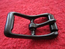 "6 Vintage Nos North & Judd 5/8"" Roller Buckles Harness/Crafts Hardware, Usa Made"