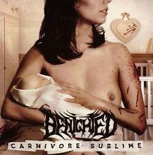 BENIGHTED - Carnivore Sublime CD NEU