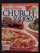 2008 Taste of Home, Church Supper Cookbook, 230 Down Home Potluck Classics