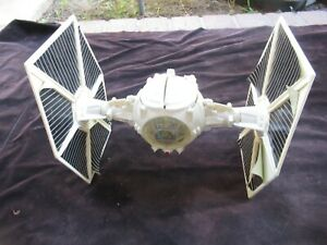 Star Wars TIE Fighter 1978 Kenner Complete Vintage New Hope Imperial Toy 38040